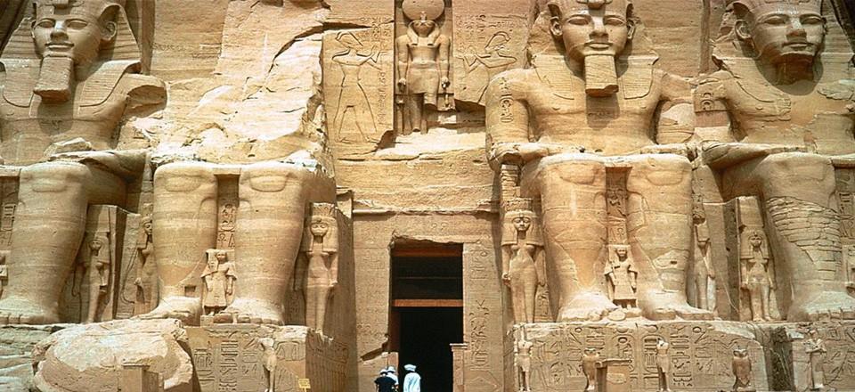 Храм в Каире
