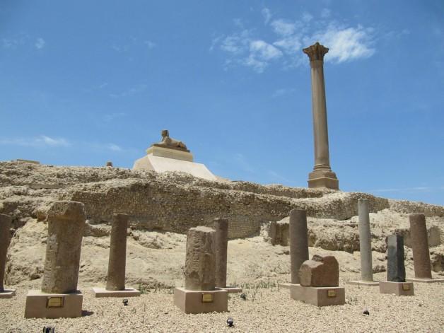 Колонна Помпея