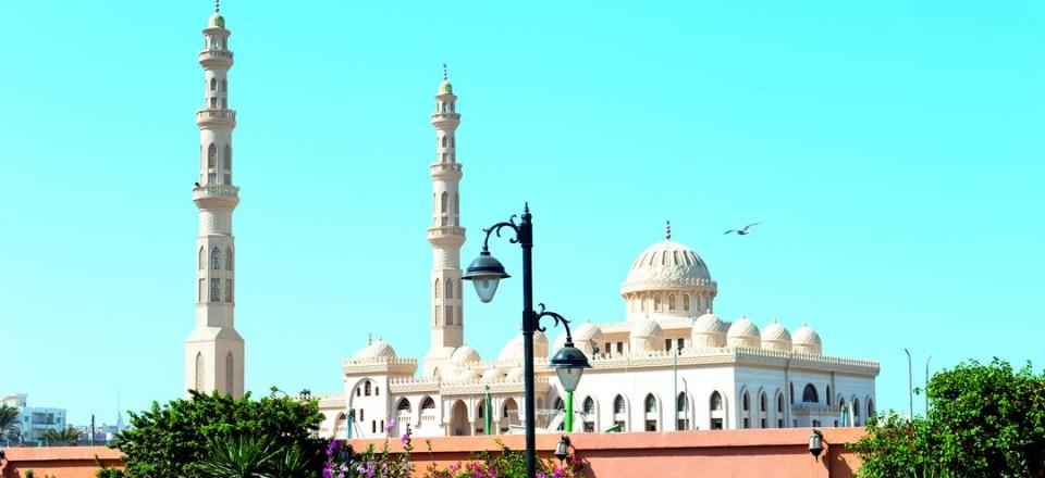 Мечеть в Сафаге