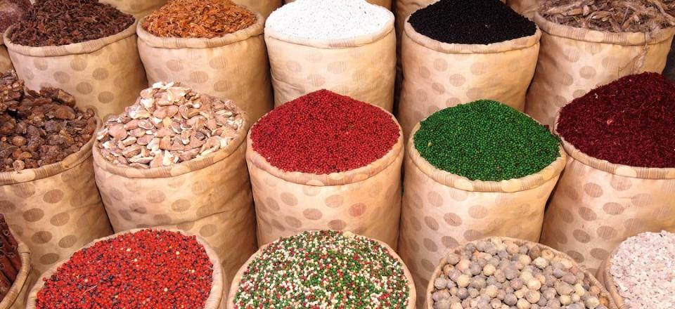 Макади Бей рынок