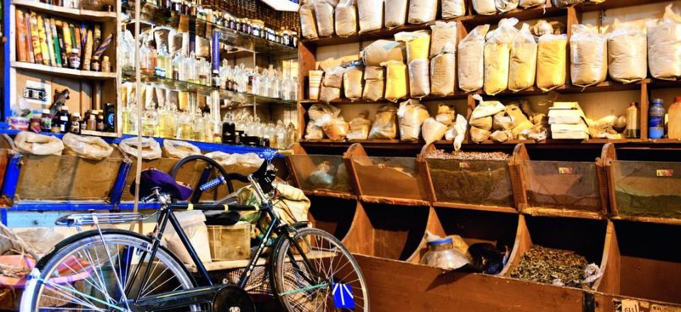 Рынки в Хургаде