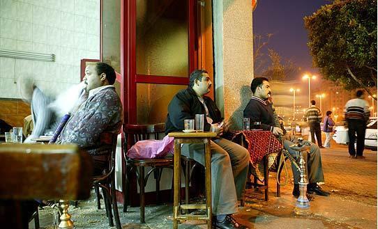 Кафе сур Мидан Тахрир
