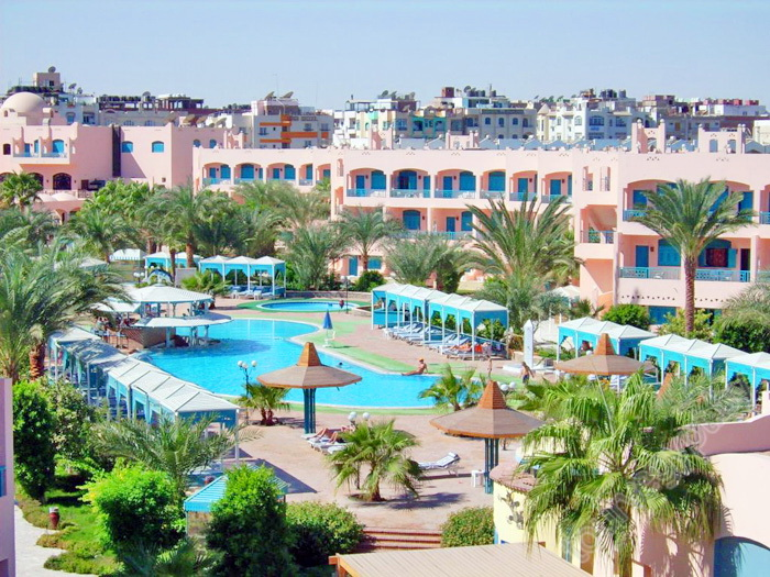 египет хургада отель le pacha фото